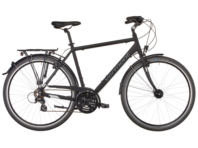 Vermont Kinara - Bicicletas trekking - negro